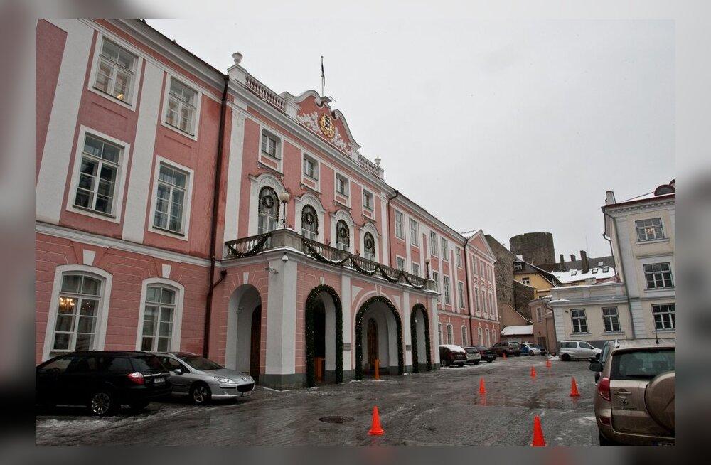 Riigikogus on Maria Sidljarevitši isikunäitus
