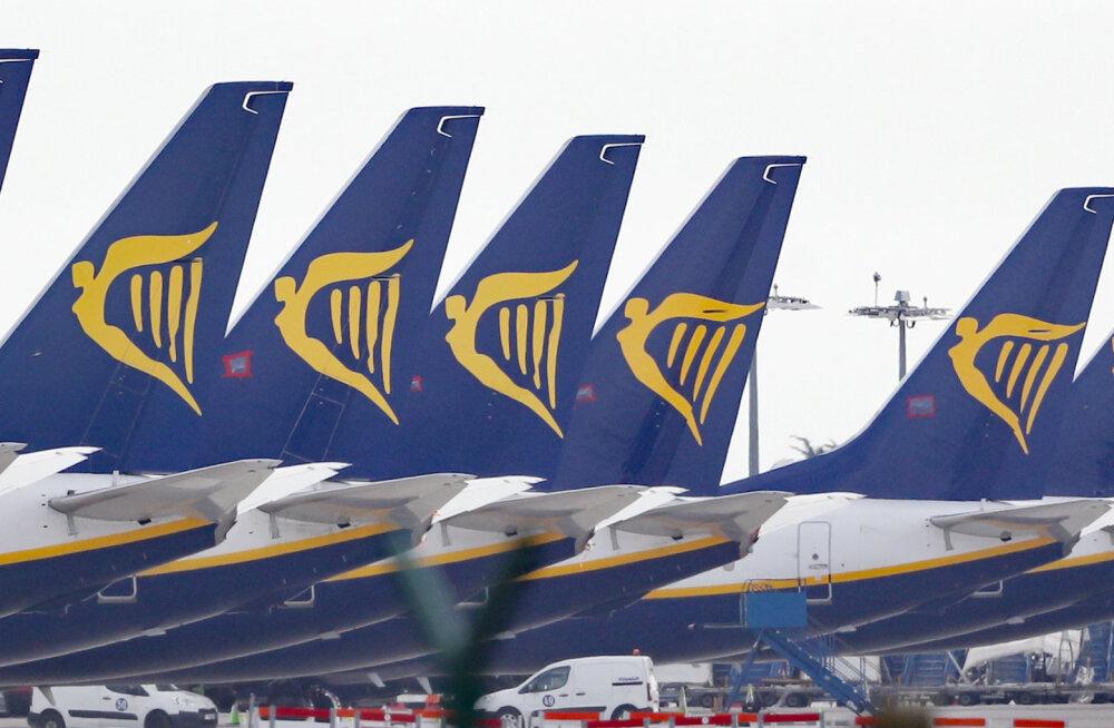 Ryanair планирует возобновить полеты с 1 июля. Все пассажиры будут обязаны носить медицинские маски на борту