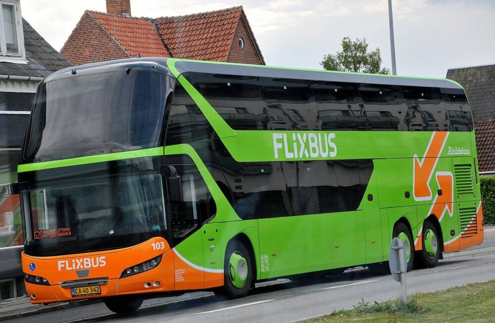 Euroopa suurim bussifirma plaanib juba tänavu Tallinnast reise alustada