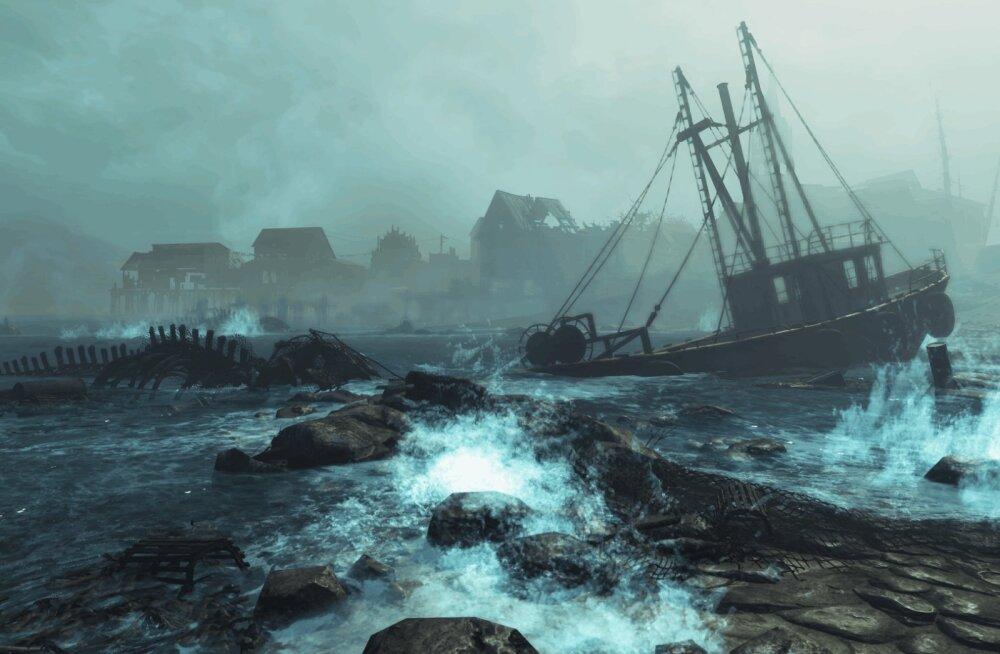 16-22. mai: uusi videomänge – Black Ops III: Eclipse, Fallout 4: Far Harbor, Homefront 2