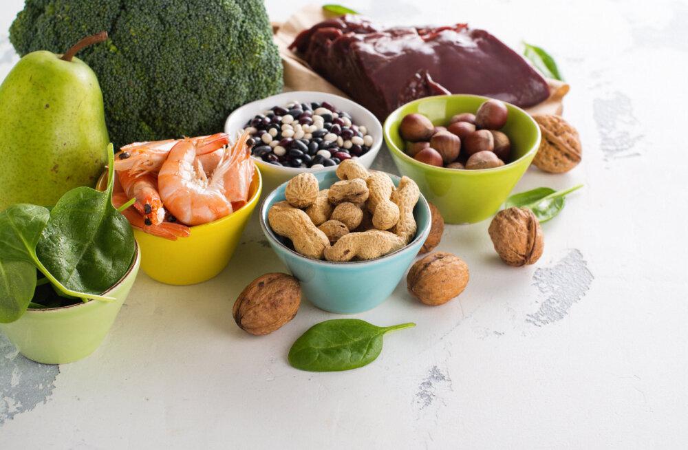 Rauapuudus on välditav õigete toiduvalikutega: mida ja millal süüa, et raud korralikult imenduks?