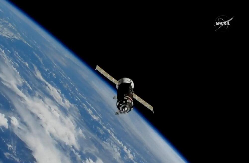 Keegi ei vii kaupa nii kiiresti kosmosesse kui venelased