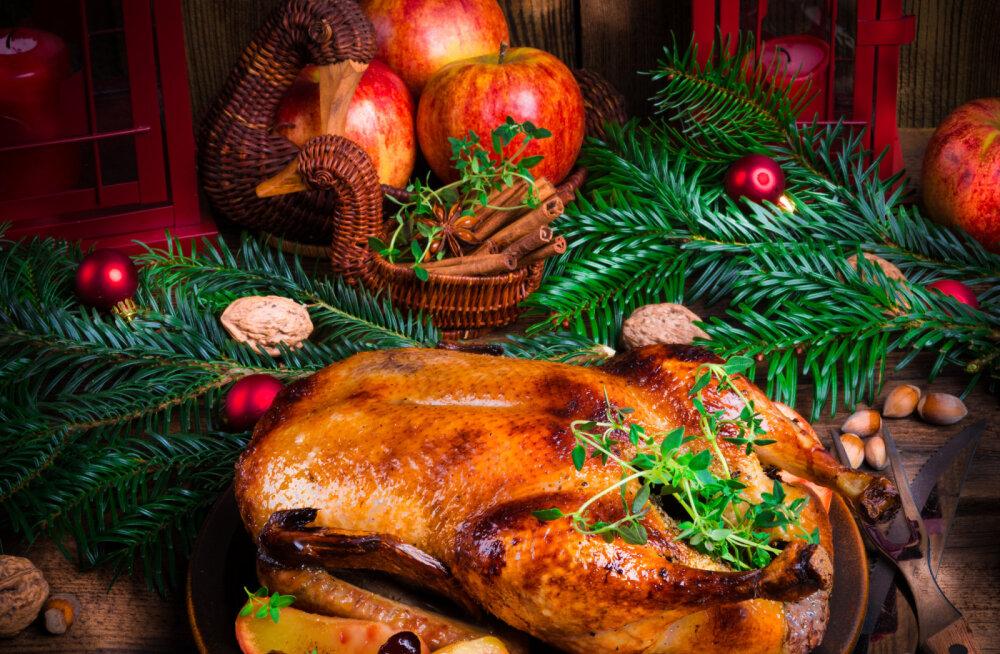 Seitse lihtsat nippi, kuidas elada jõulud üle ilma kaalutõusuta