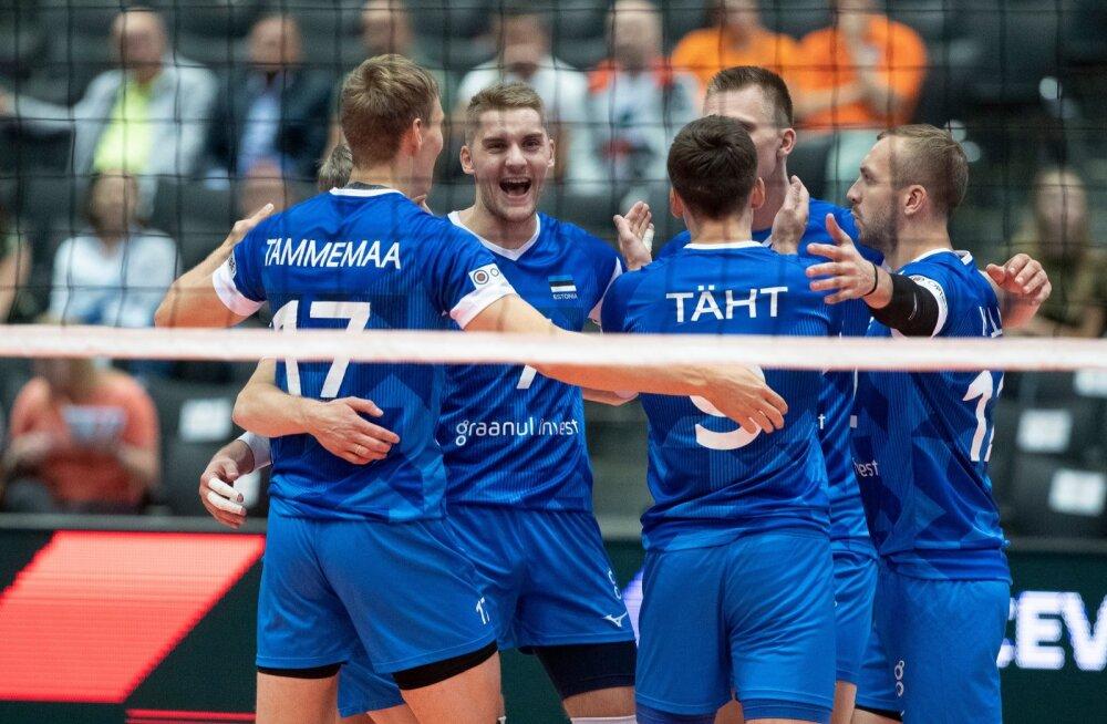 Eesti vs Montenegro 14.09.2019