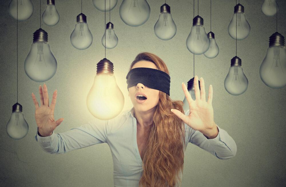 Intuitiivsus toimib seal, kus pole abi seadustest ega loogikast