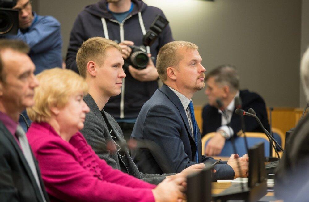 Три совета новой Таллиннской мэрии