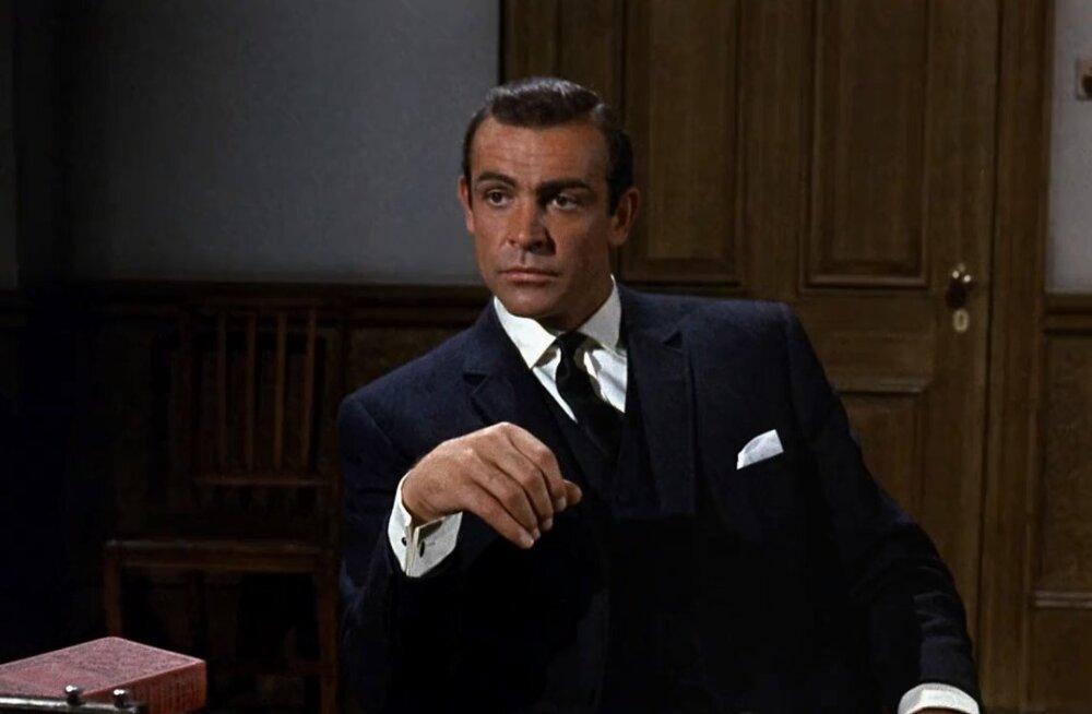 Palju õnne, Sean Connery - mehelikkuse ikoon tähistas 90. juubelit!