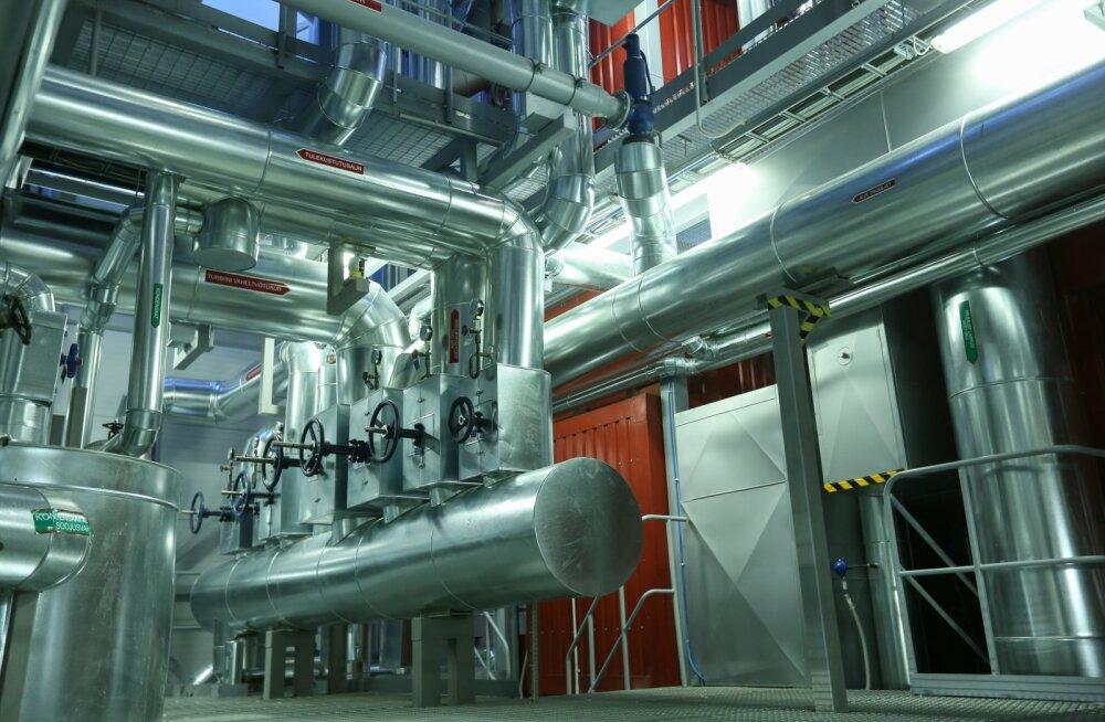 Предприятие Enefit Taastuvenergia будет использовать в Пайде LNG-котел