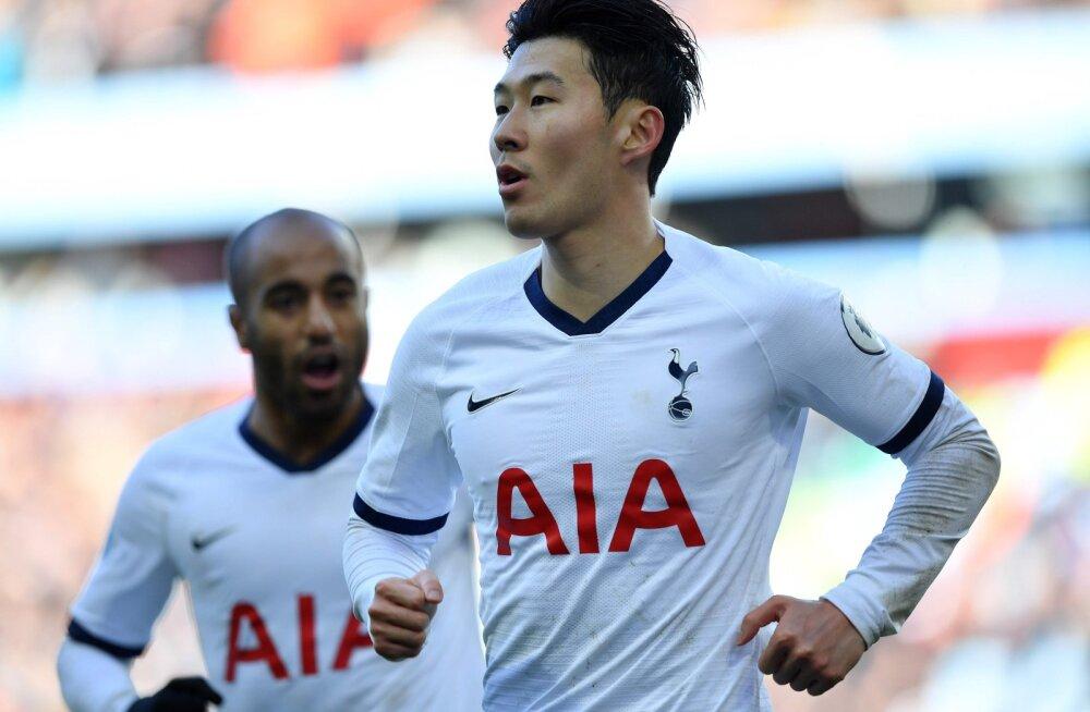 Tottenhami staari elu Lõuna-Koreas: gaasikamber ja 30 km pikkune jalgsimatk