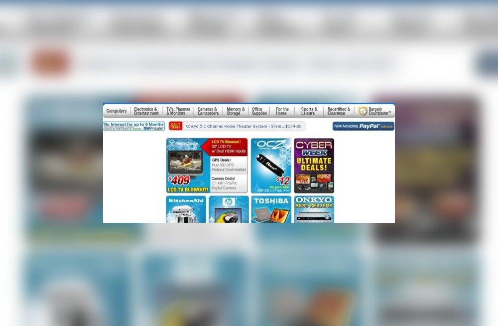 ab06affa1f7 Internetikaubamaja — soodsad ostud nutikatele - Forte