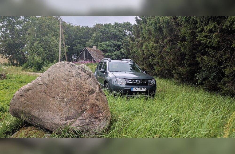 PROOVISÕIT: Dacia Duster – šokeerivalt taskukohane täisväärtuslik auto