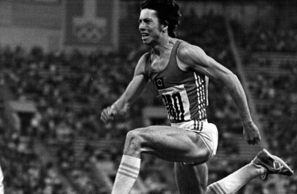 Austraallased seavad Jaak Uudmäe Moskva olümpiakulla kahtluse alla.