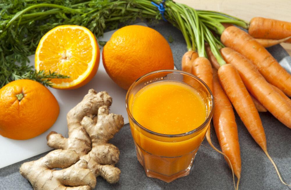 A-vitamiin — väsinud ja elutu naha parim sõber talvisel ajal