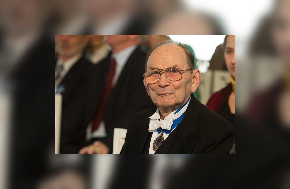 Palju õnne, Jaan Einasto! Eesti võimsaim kosmoseteadlane tähistab täna 90. sünnipäeva