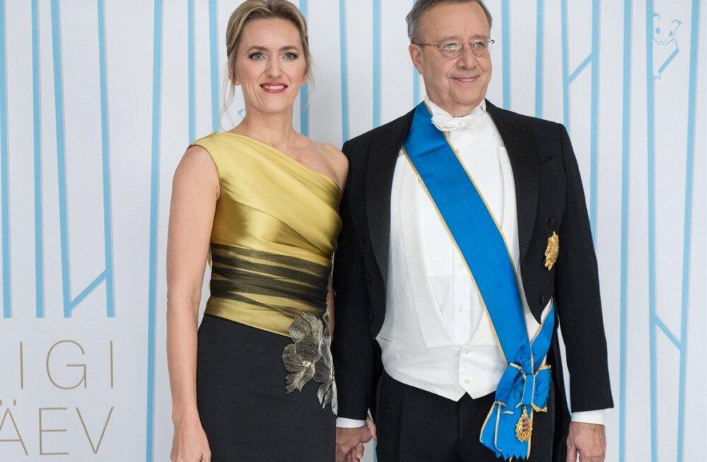 Presidendi vastuvõtt Estonias 2019