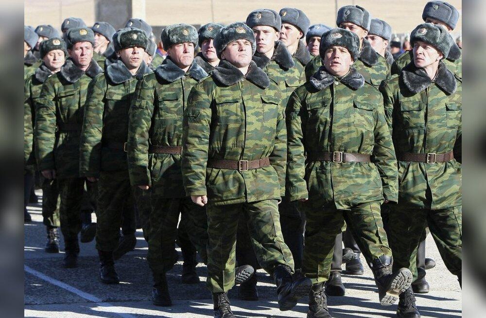 Venemaal hukkus plahvatuses vähemalt kuus sõdurit