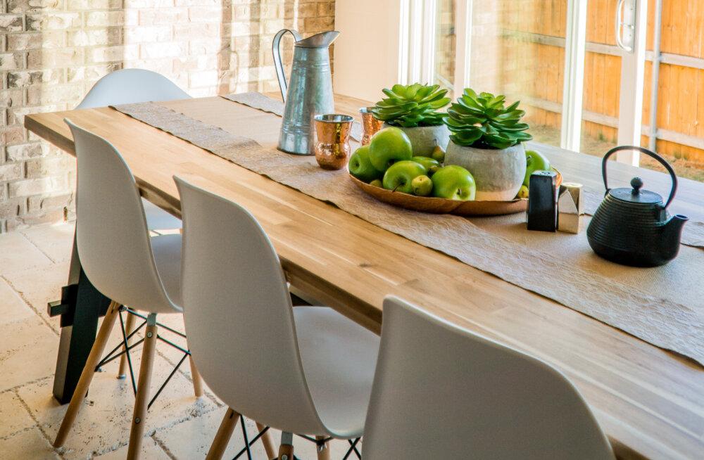 Kui sul leidub kodus täispuidust mööblit, siis teeme selgeks, kuidas seda kõige paremini hooldada