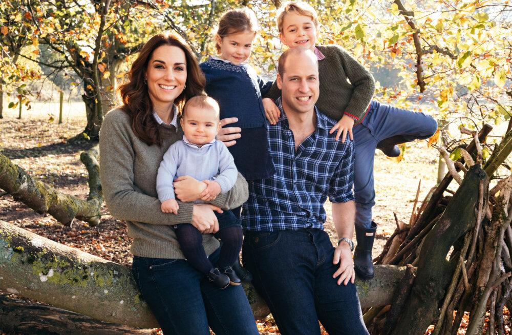 Prints Williami ja Kate Middletoni peres on tulemas oluline tähtpäev: printsess Charlotte on väga elevil, et suure vennaga liituda saab