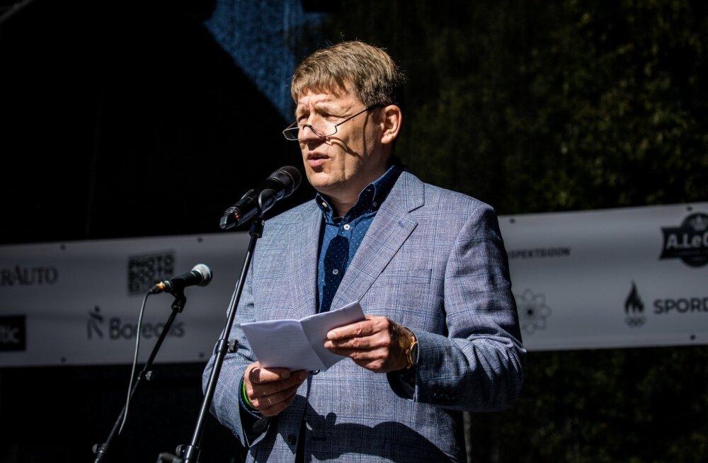 Nordeconi suuromanik Toomas Luman