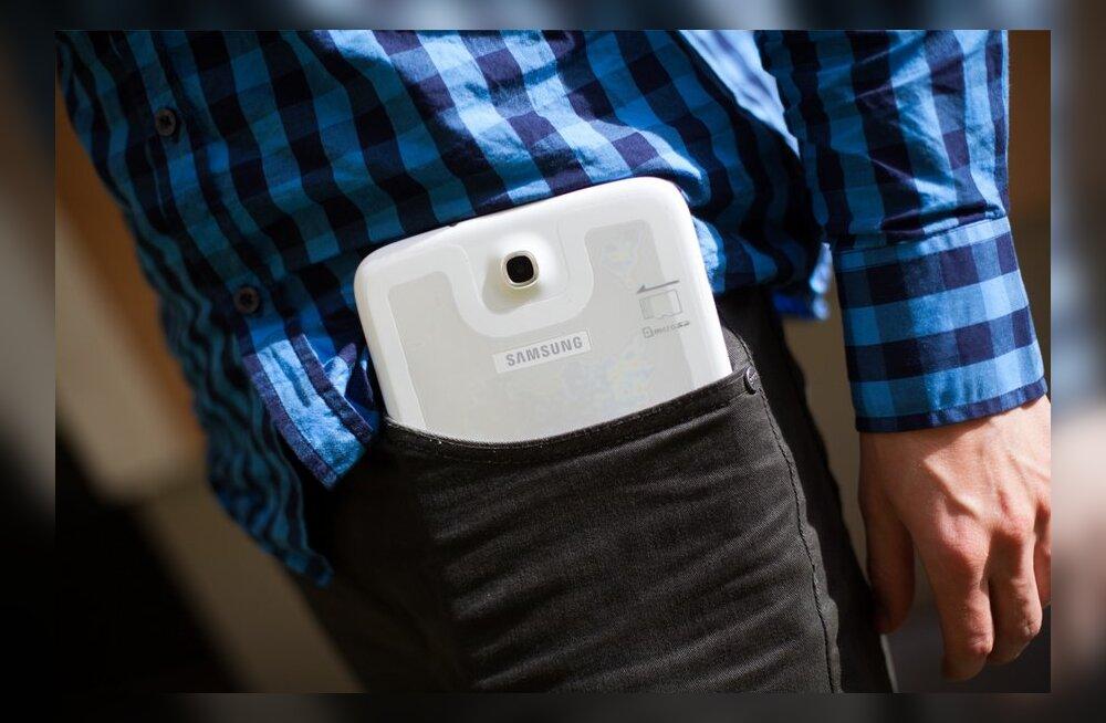 Samsungi uus telefonikaamera armastab ka halba valgustust