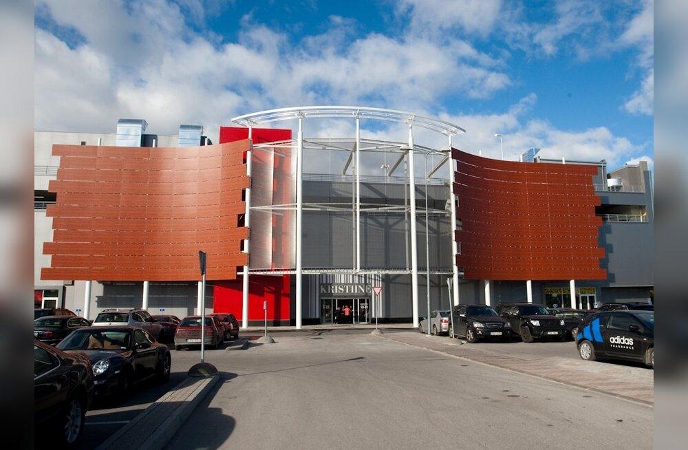 Департамент конкуренции разрешил финскому концерну купить торговый центр Kristiine