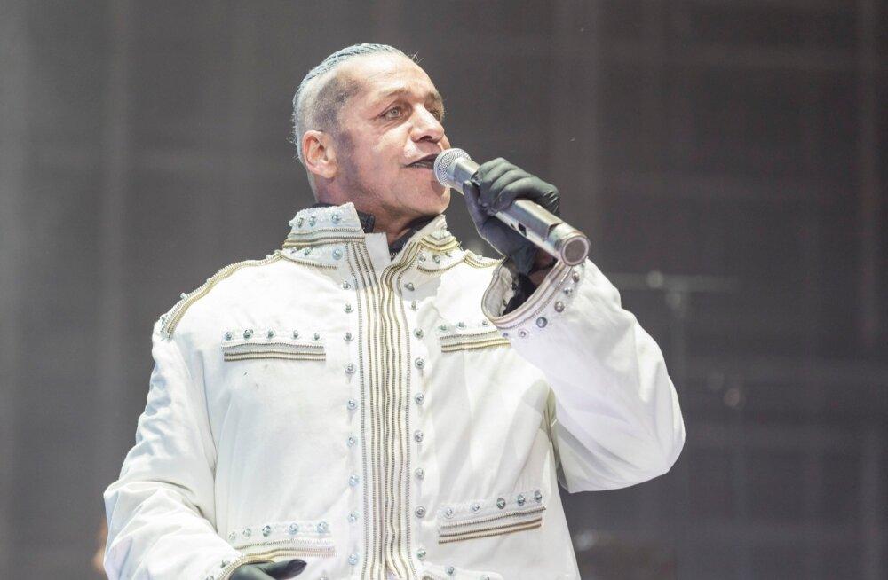 Rammsteini kontsert Tallinna Lauluväljaku