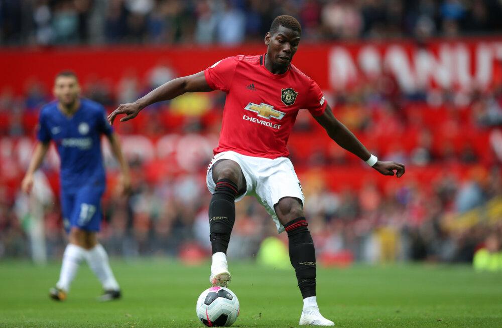 Paul Pogba: küsimärk minu tuleviku osas püsib