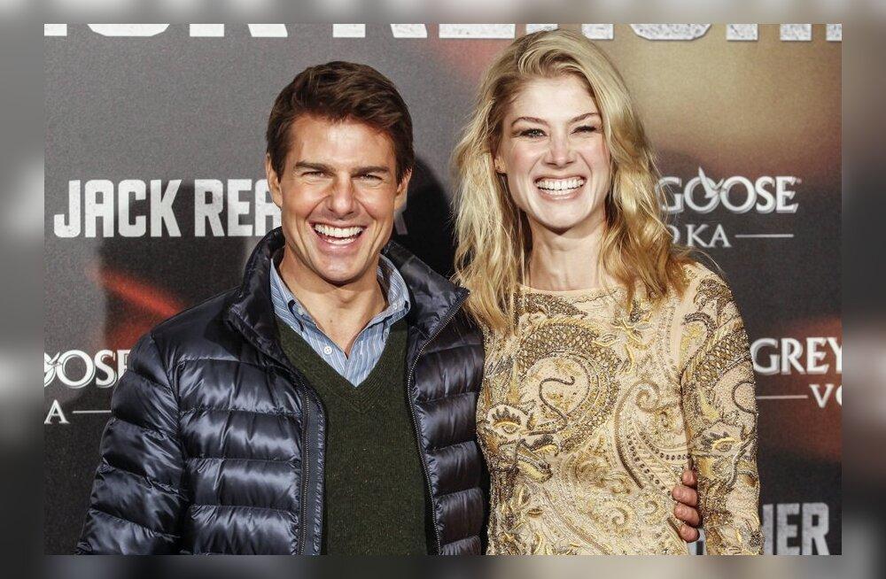 FOTO: Nii õnnelikku Tom Cruise'i pole kaua-kaua nähtud!