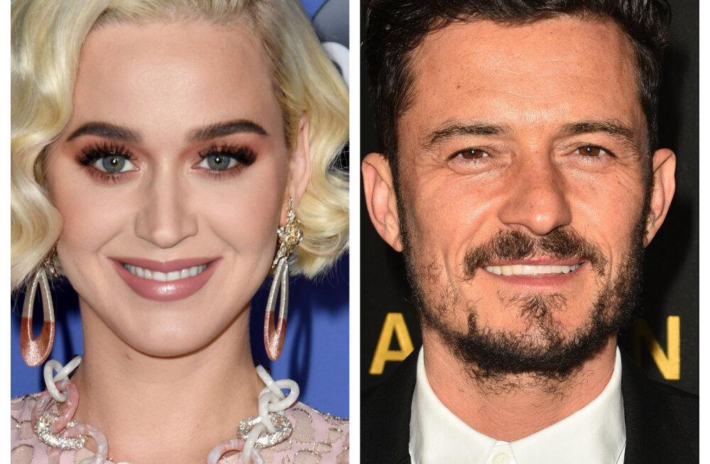 Palju õnne! Katy Perry ja Orlando Bloom saavad lapse