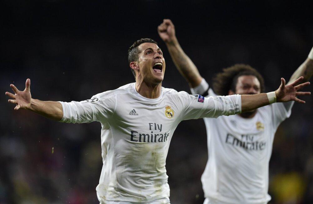 Ronaldo juubdeldab
