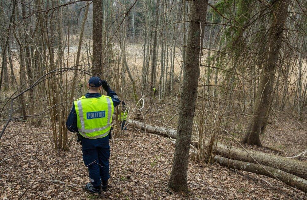 Politsei otsingud