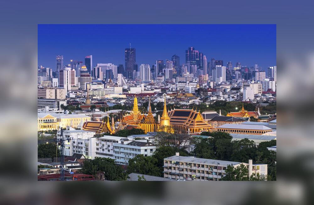 Самый посещаемый туристами город мира - это...