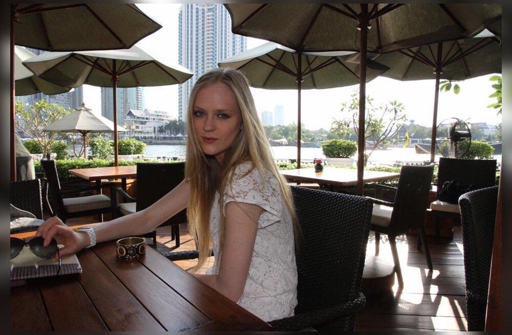 Eestlanna Pille Fellas on Hongkongis kadunud.
