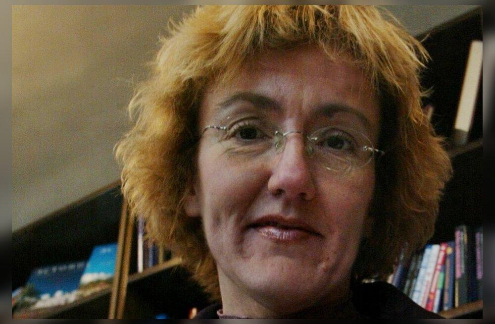 Katrin Nyman-Metcalf aastal 2004
