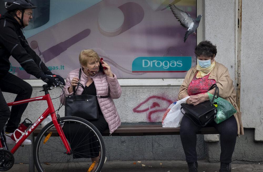 Venemaal ja Leedus lisandus taas rekordarv COVID-19ga nakatumisi