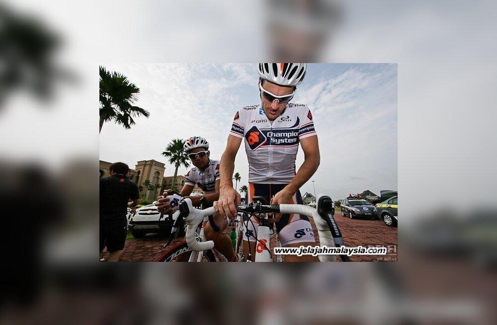 Mart Ojavee, jalgratas