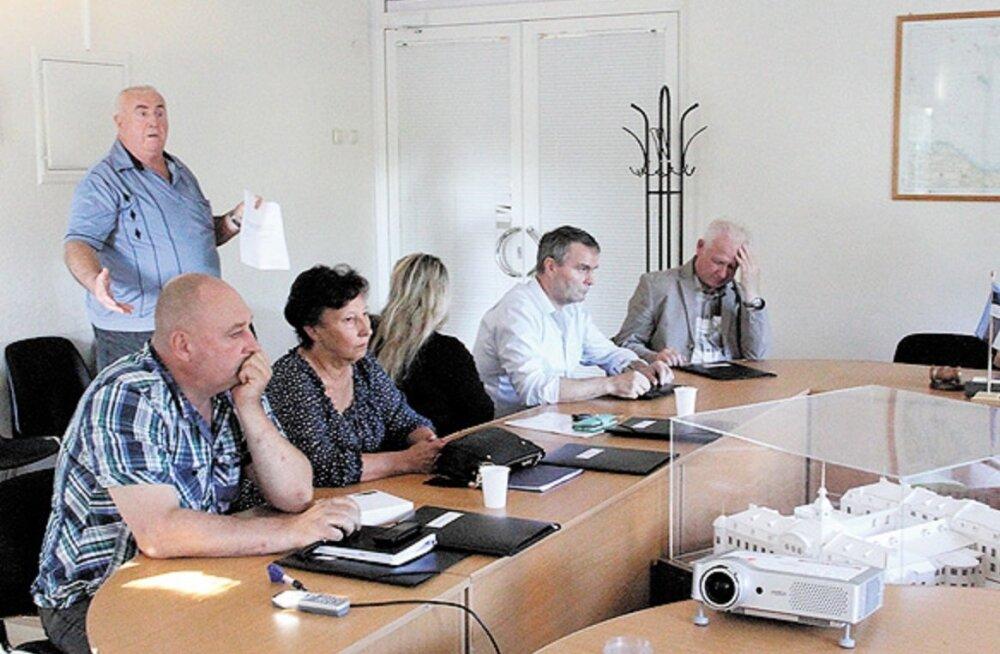 Депутаты Нарва-Йыэсуу начинают переговоры об объединении с Вайвара