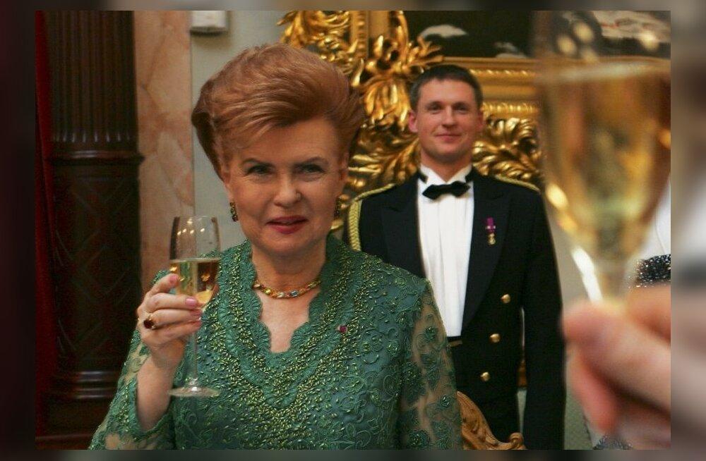 Vīķe-Freiberga valiti Euroopa aasta hea tahte saadikuks