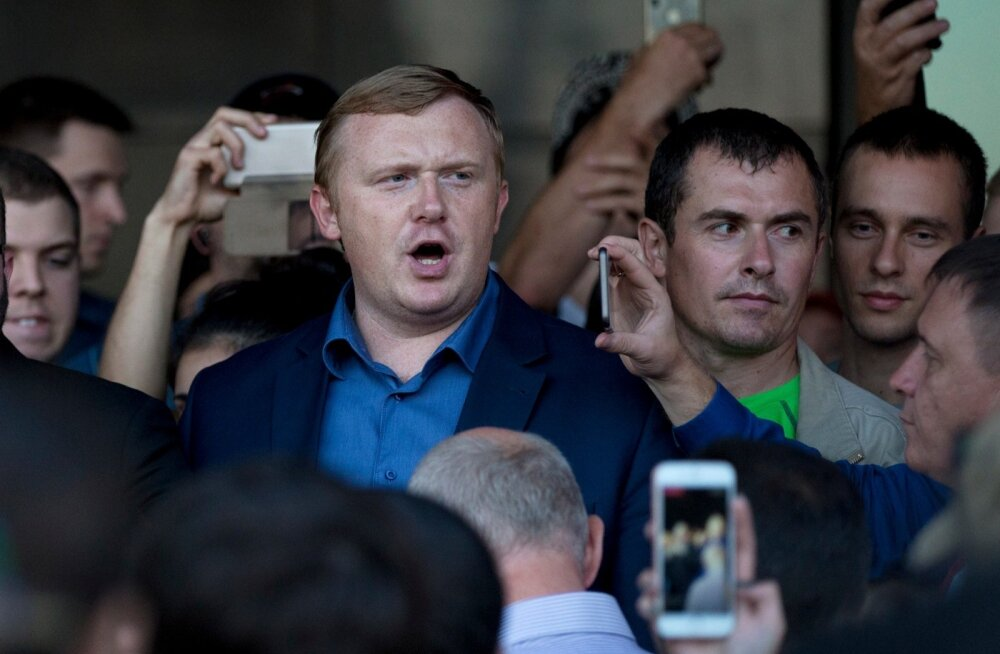 Venemaa Primorje krai kubernerivalimistel möödus Ühtse Venemaa kandidaat viimasel hetkel kommunistist, kes nimetab seda pettuseks