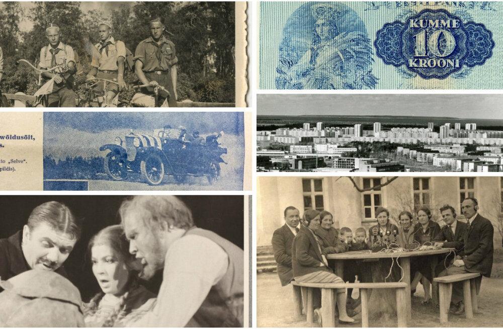 FORTE TEST: poolsada aastat Eesti elu ehk periood 1918-68 - mida sa sellest tead?