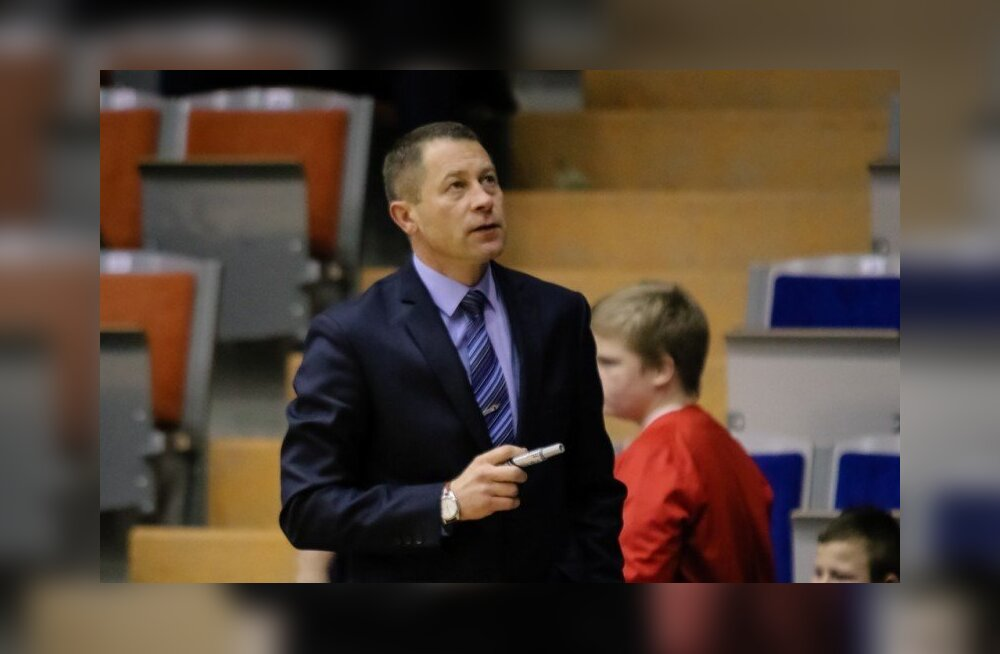 Valga/Valka korvpallimeeskond leidis endale algavaks hooajaks Lätist uue peatreeneri