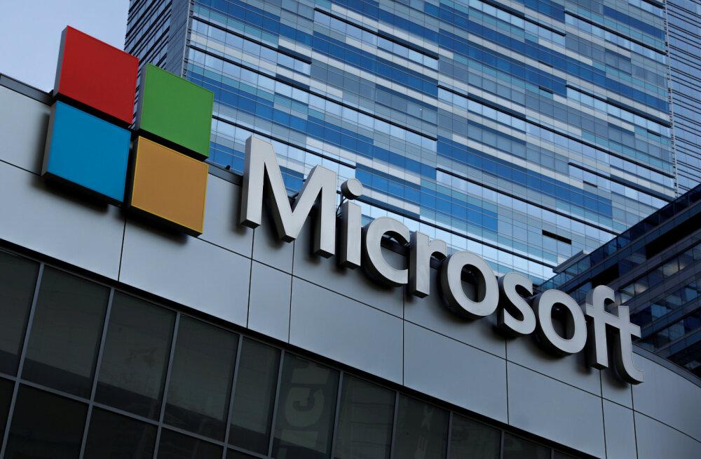 Microsoftist sai taas maailma suurim börsifirma
