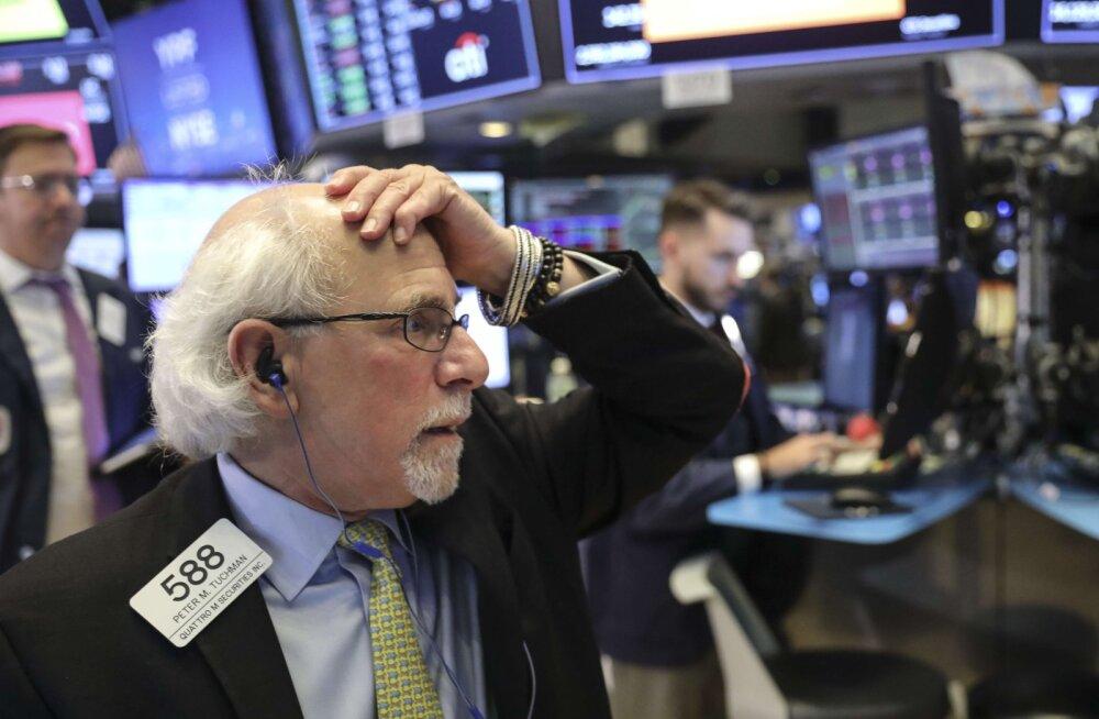 Kas aktsiaturul tuleb uus jõuluüllatus?