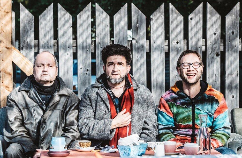 Kalamaja kogukond kingib Eesti Vabariigile juubeliks raamatu