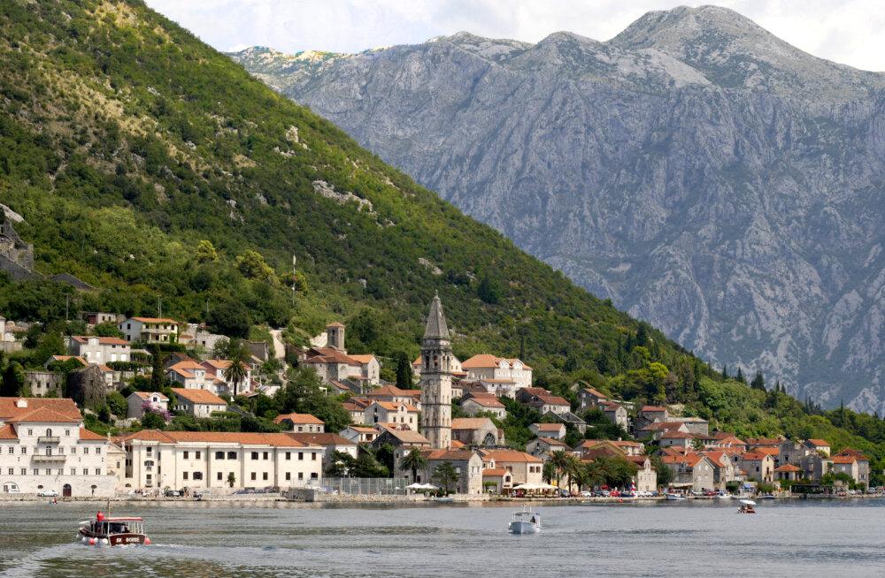 Montenegro: Söö, palveta, päevita