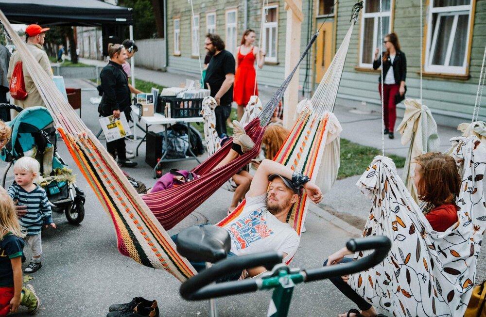 Visit Estonia soovitab nädalavahetuseks: alustab Filmi Vargamäe ja jätkub tänavaturgude Eesti