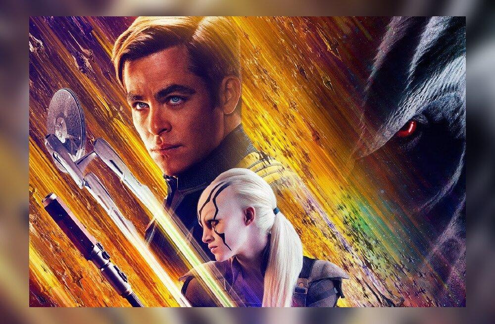 """ARVUSTUS: """"Star Trek tundmatusse"""" serveerib magusas koguses uutmoodi mürtsu ja tulevärki"""