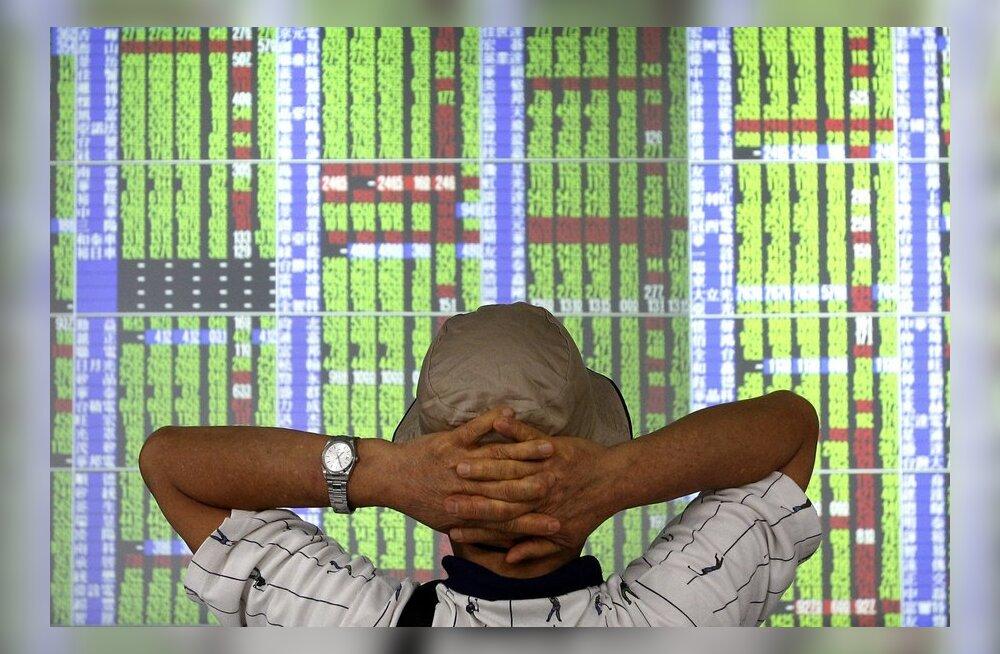 Analüütikud: 65-protsendise tõenäosusega algab novembri lõpus pangakriis