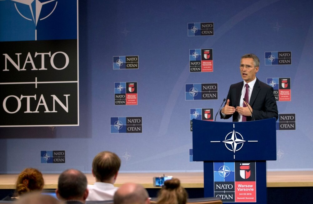 Stoltenberg: suur küberrünnak võib esile kutsuda NATO ühise vastuse
