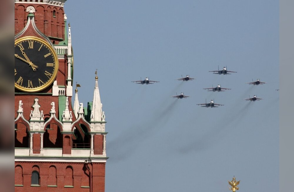 Venemaalt lähtuvat ohtu kardavad enam endise idabloki maad